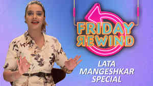 Lata Mangeshkar Special - Friday Rewind with RJ Adaa