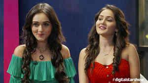 Likee Stars with Priyaa Raina - Kreetika Sharma and Tanya Sharma