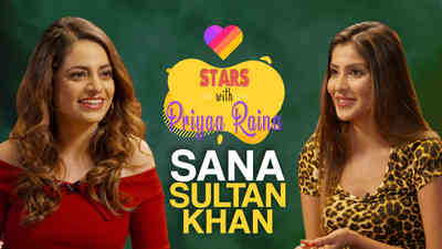 Likee Stars with Priyaa Raina - Sana Sultan Khan - Promo