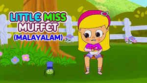 Little Miss Muffet - Pop Rock Style - Malayalam