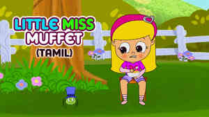Little Miss Muffet - Pop Rock Style - Tamil
