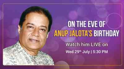 Live With Anup Jalota