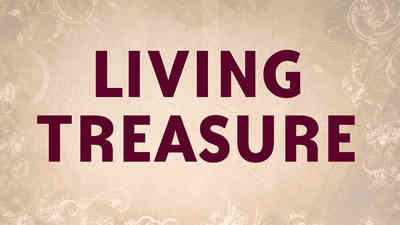Living Treasure