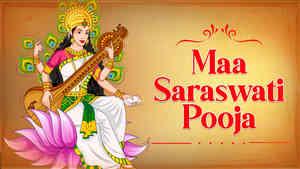 Maa Saraswati Pooja