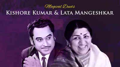 Magical Duets - Kishore Kumar & Lata Mangeshkar