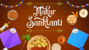 Makar Sankranti Info Video