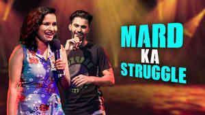 Mard Ka Struggle - Comedy Studio E01 Teaser