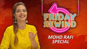 Mohd Rafi Special -Friday Rewind with RJ Adaa