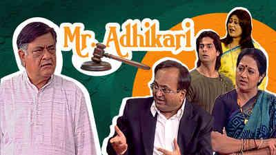 Mr.Adhikari