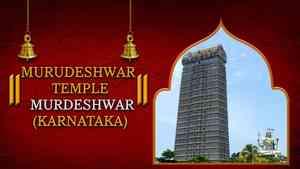 Murudeshwar Temple, Karnataka