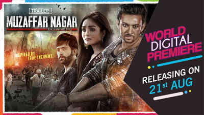 Muzaffar Nagar: The Burning Love - Promo