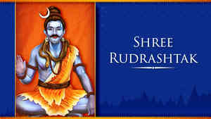 Shree Rudrashtak - Male - Hindi Lyrics