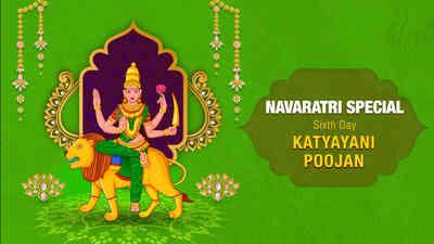 Navratri Mahima - Day 6