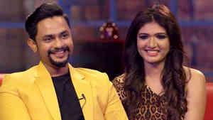 Nilay Patel and Jolly Rathod