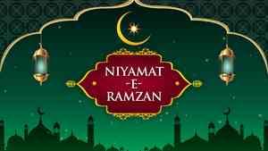 Niyamat-E-Ramzan