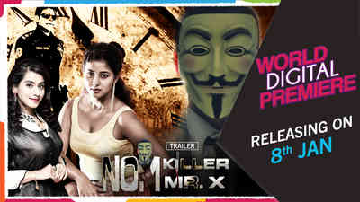 No. 1 Killer Mr. X - Promo