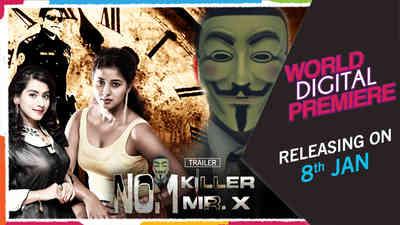 No. 1 Killer Mr. X - Promo