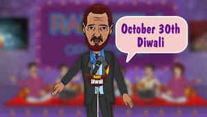 October 30th Diwali