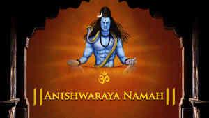 Om Anishwaraya Namah - Female