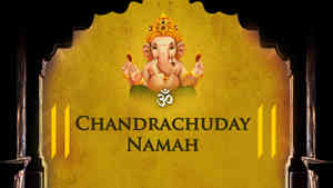 Om Chandrachuday Namah - Male