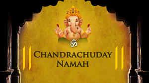 Om Chandrachuday Namah - Male
