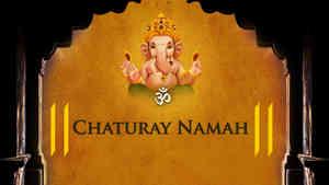 Om Chaturay Namah - Male