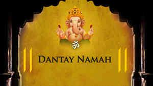 Om Dantay Namah - Female