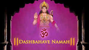 Om Dashbahave Namah - Male