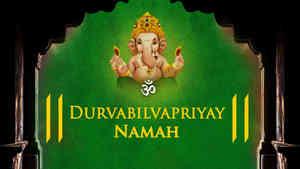 Om Durvabilvapriyay Namah - Female