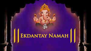 Om Ekdantay Namah - Male