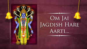 Om Jai Jagdish Hare Aarti - Female - Hindi Lyrics With Meaning