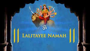 Om Lalitayee Namah - Female