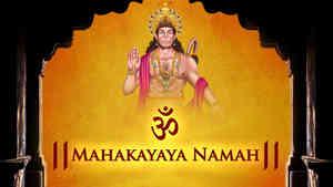 Om Mahakayaya Namah