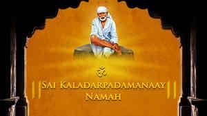 Om Sai Kaladarpadamanaay Namah - Female