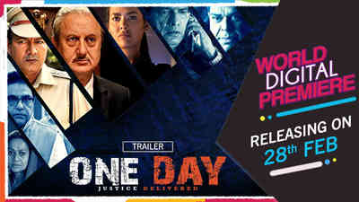 One Day: Justice Delivered - Promo