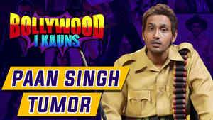 Paan Singh Tumor