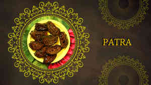 Paatra - Ganesh Festival Recipes