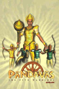 Pandavas - The Five Warriors - English