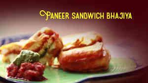 Paneer Sandwich Bhajiya