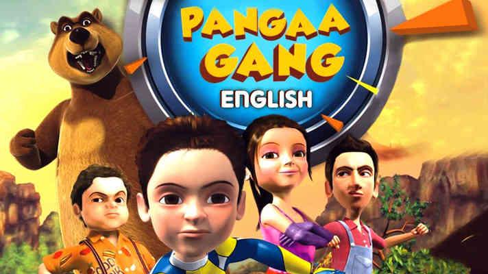 Pangaa Gang - English