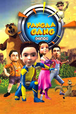 Pangaa Gang - Hindi