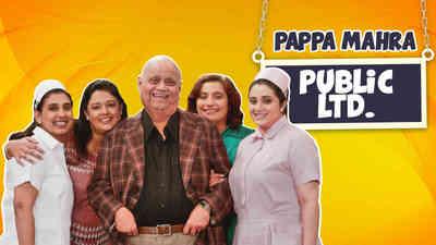 Pappa Mara Public Ltd.