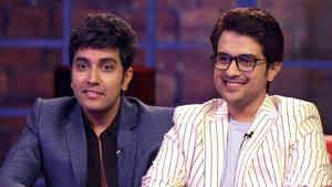 Parth Oza and Raunaq Kamdar