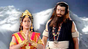 Parvati And Shiva Reunite