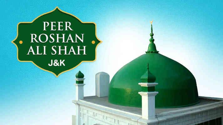 Peer Roshan Ali Shah Dargah, Jammu & Kashmir