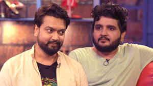 Prem Gadhavi and Chetan Dhanani