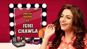 Priya Raina As Juhi