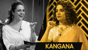 Priya Raina as Kangana Ranaut - Part 01