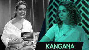 Priya Raina as Kangana Ranaut - Part 02