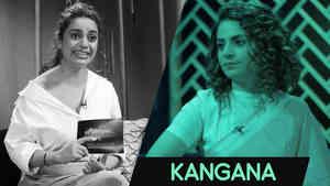 Priya Raina as Kangana Ranaut - Part 02